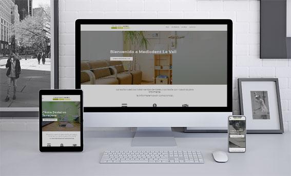 Silvia Plasin Diseño Web